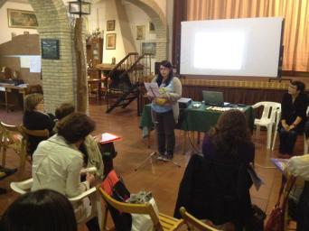 Primo Corso di Scrittura CreATTIVA - Consegna attestato di frequenza