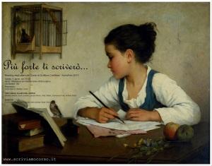 Più forte ti scriverò… Reading degli allievi del Corso di Scrittura CreAttiva – ScriviAmo 2015