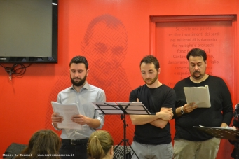 """""""Le Occasioni"""", la serata a La Feltrinelli Point con gli attori Dreh Busu e Daniele Floris"""