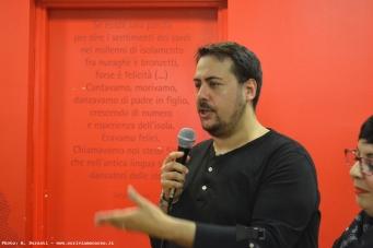"""""""Le Occasioni"""", il docente e organizzatore Matteo Tuveri presenta la serata"""
