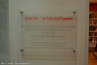 """""""Le Occasioni"""", la sala de La Feltrinelli Point a Cagliari"""